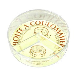 boite à fromage coulommiers